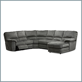 Rain Sectional with Chaise