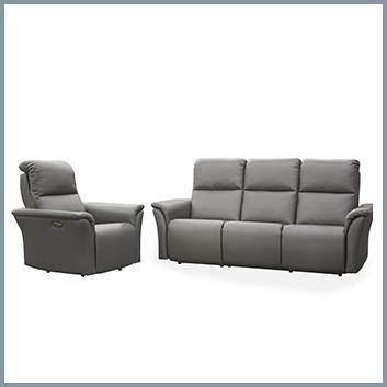 Amelia Sofa & Chair