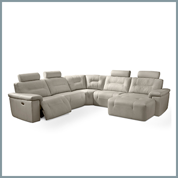 Axel Sectional with Chaise
