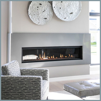 Vosburgh Fireplace