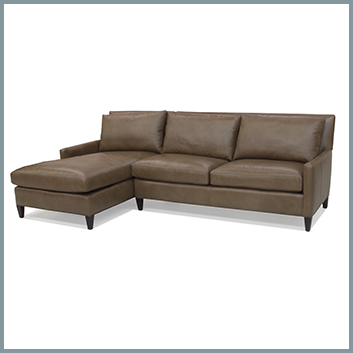 1165 Sofa with Chaise