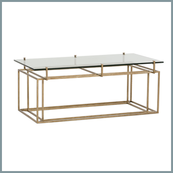 Optic Cocktail Table