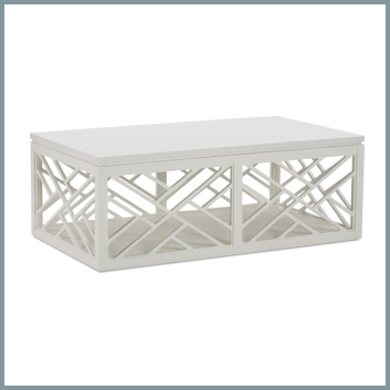 Tracery Cocktail Table